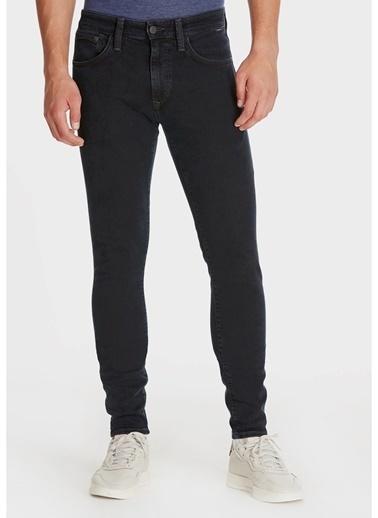 Mavi Mavi Leo Mavi Black Denim Pantolon Renksiz
